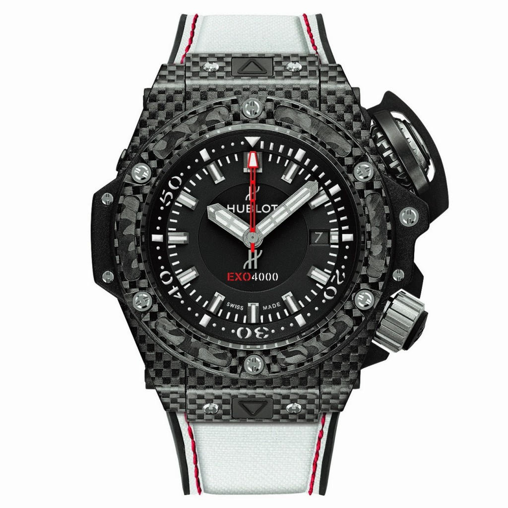 HUBLOT Oceanographic EXO4000 01