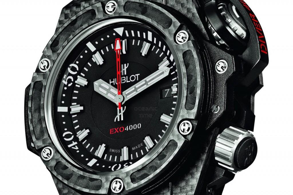 HUBLOT Oceanographic EXO4000 03