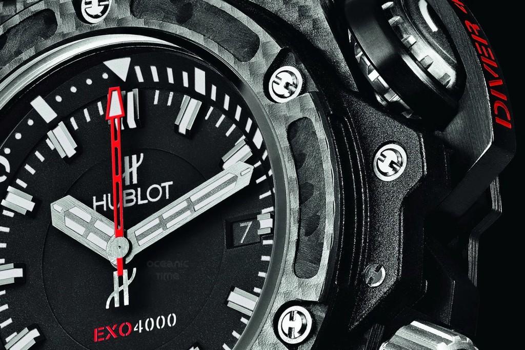 HUBLOT Oceanographic EXO4000 04