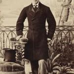 Принцът на Уелс в края на обиколката (Студио на Абдула Фререс, Константинопол, 27 Май 1862