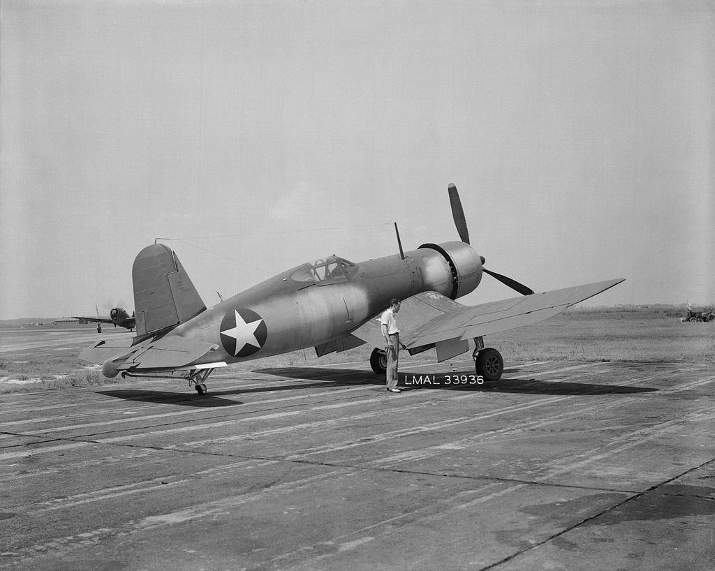 Ранна модификация на F4U-1
