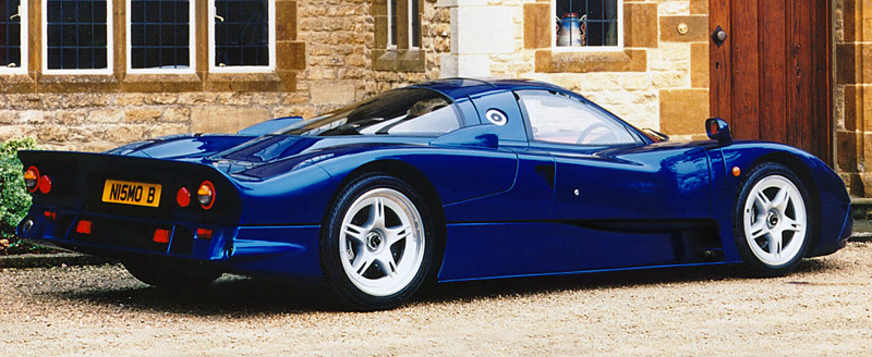 1997 Nissan R390 GT1 top car rating and specifications
