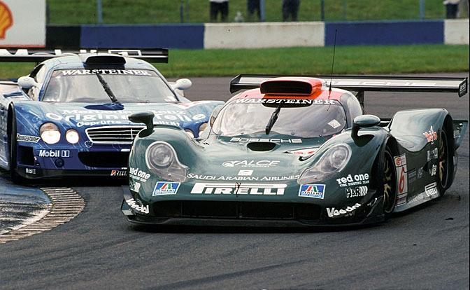 1998-FIA-GT-Porsche-911-GT1-Mercedes-Benz-CLK-LM