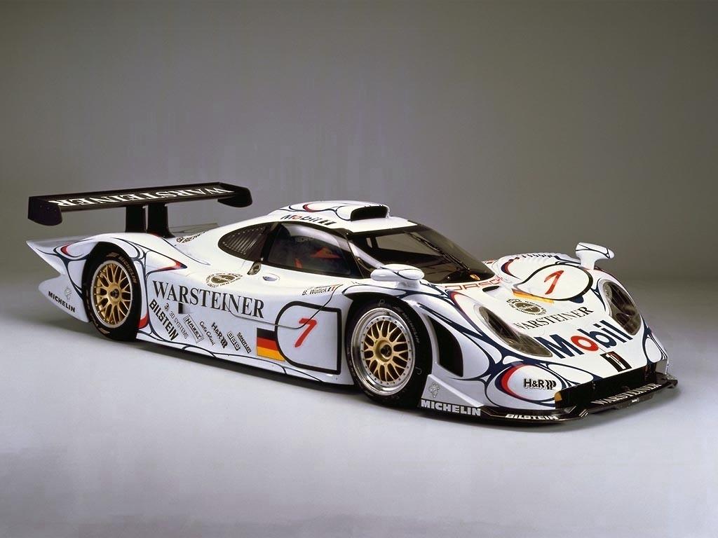 Porsche 98 911 GT1 - 1024x768
