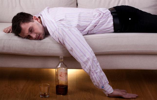 Drunk-sleep