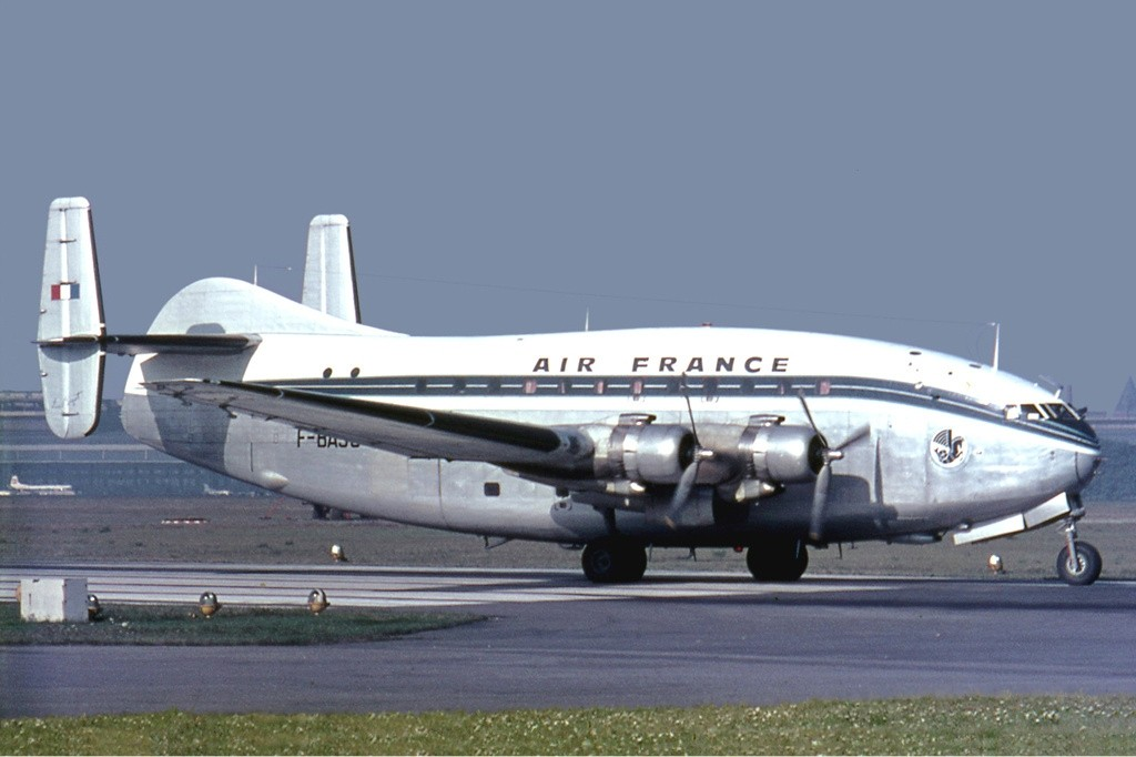 Air_France_Breguet_763_Provence_Manteufel-1