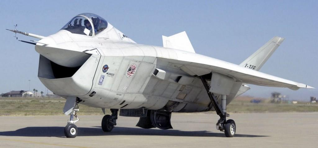 BoeingX32JointStrikeFighter1