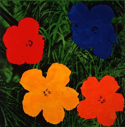 flowers-1964-andy-warhol